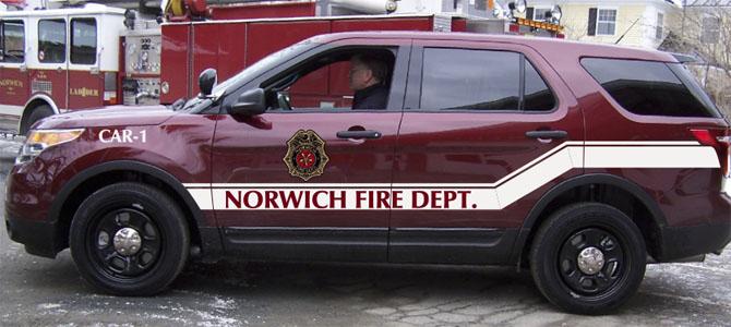 Norwich Car 1