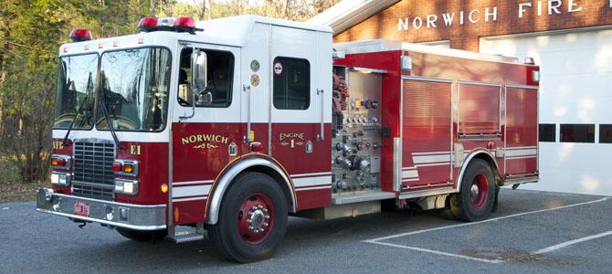 Norwich Engine 1